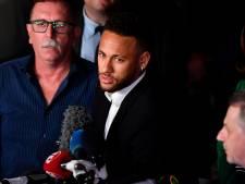 """Accusé de viol, Neymar assure que """"la vérité éclatera tôt ou tard"""""""