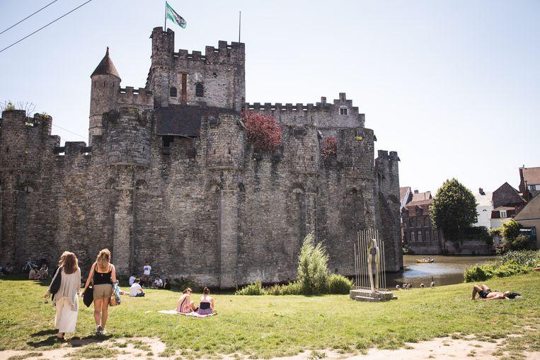 Gravensteen in Gent.