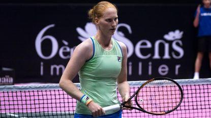 Winnares Australian Open houdt Van Uytvanck uit finale Lyon