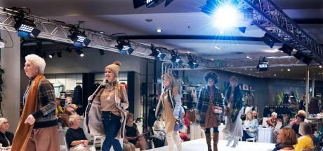 De modeshow van Blijdesteijn is door corona eigenlijk luxer dan voorheen