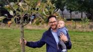 Sp.a wil voor elke nieuwe baby een boom