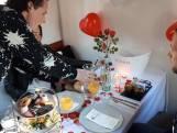 Date-keet in Hengelo: knipoog naar Robert ten Brink