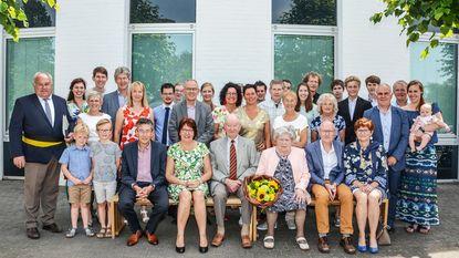 Huwelijksbootje Michel en Maria vaart 65 jaar
