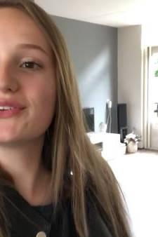 Het laatste examen voor vlogger Eva: ik ben superblij!