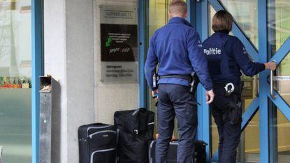 Paniek om drie achtergelaten koffers