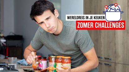 """""""Ik zou dit nooit kant-en-klaar kopen, want het is een heel simpele saus om zelf te bereiden"""": tv-kok Loïc proeft zoetzure sausen uit de supermarkt"""
