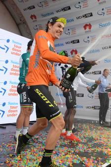Impey grijpt eindzege in Tour Down Under, Slagter derde