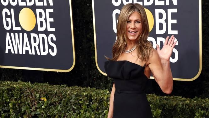 "Jennifer Aniston waarschuwt: ""Stemmen op Kanye is niet grappig"""