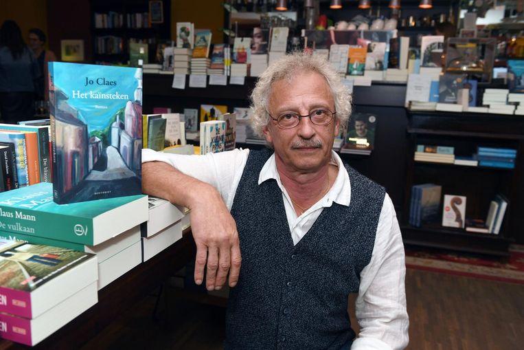Schrijver Jo Claes herwerkte zijn roman Het Kaïnsteken.
