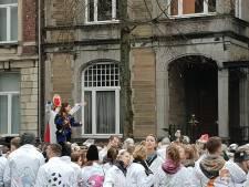 Une Saint-Nicolas des étudiants sous contrôle à Huy