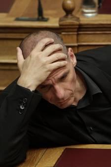 Voormalig minister Varoufakis: Griekenland is nog niet gered