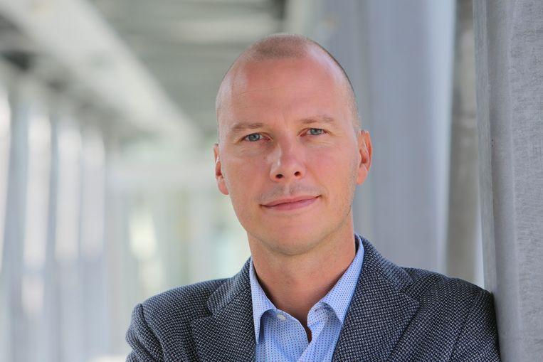 Peter Claes, directeur media en productie bij de VRT.