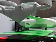 """Le nouveau """"défi"""" d'Uber: la livraison de repas par drones"""