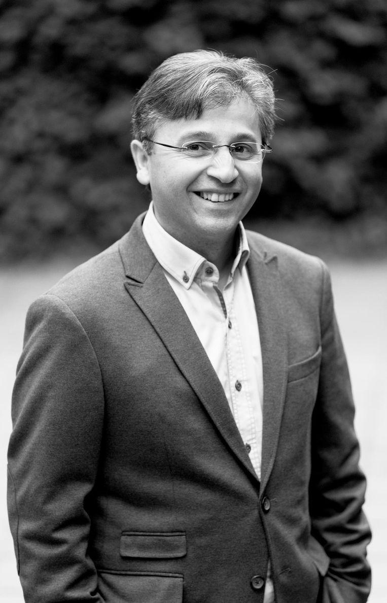 Gürkan Çelik, Ondernemerscoach en Turkijespecialist, medeauteur van Turkey in Transition: The Dynamics of Domestic and Foreign Politics (2020). Beeld -
