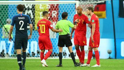 """Fransen op achterste poten na zware kritiek van Duivels op hun voetbal: """"Slechte verliezers"""" en """"Ik begrijp die houding niet"""""""