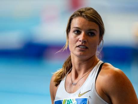 Dafne Schippers derde in Düsseldorf