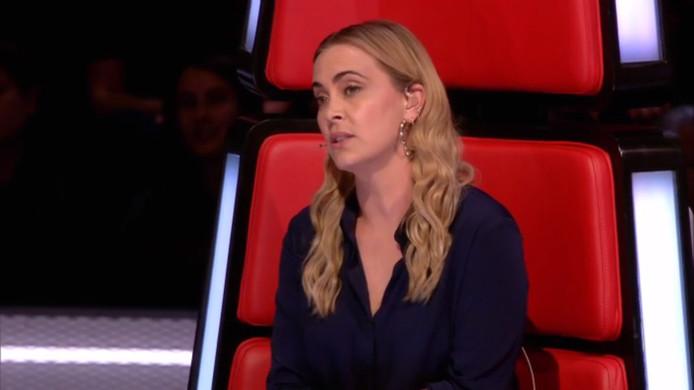 Anouk Spijkerhard In The Voice Dit Is Meer Een Verplichte Act Op