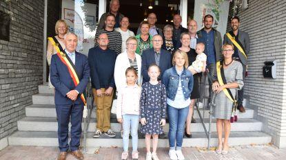 Theofiel en Monique uit Knesselare vieren gouden jubileum