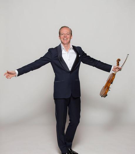 Wouter Vossen concertmeester Residentie Orkest