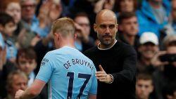 """FT buitenland: Guardiola kan zich niet vinden in Speler van het Jaar: """"Kevin was de beste"""""""