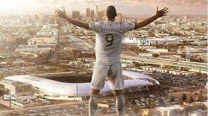 """Zlatan wuift LA uit met schitterende Instagrampost: """"Kijken jullie nu maar weer verder baseball"""""""