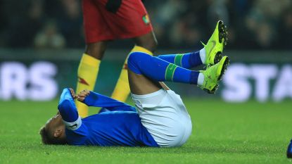 Zorgen voor PSG na oefenduels: Neymar en Mbappé verlaten geblesseerd het veld - Italië is de VS (met sterk keepende Horvath) de baas in Genk