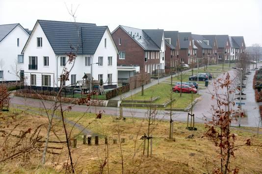 Ruime nieuwbouw op Saksen Weimar