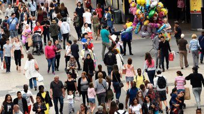 Brusselse bevolking groeit door migrerende EU-burgers