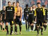 Achtste finales verder uit zicht voor Bosz en Dortmund