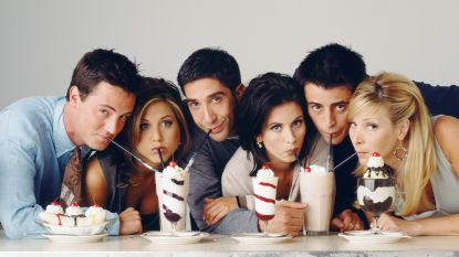 De cast van 'Friends' verdient nog steeds 20 miljoen per jaar dankzij herhalingen