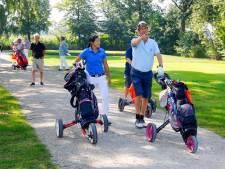 Pro-Am golftoernooi in Sint-Oedenrode: 'Een pro geeft altijd wel tips'
