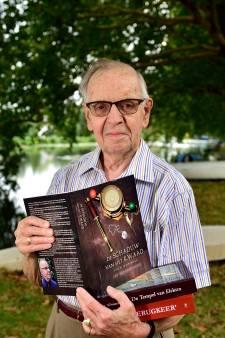 Sciencefiction-schrijver Jan D. Westerman (85) kijkt ver vooruit