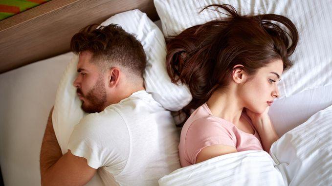 Vrouwen verliezen sneller interesse in seks tijdens een lange relatie