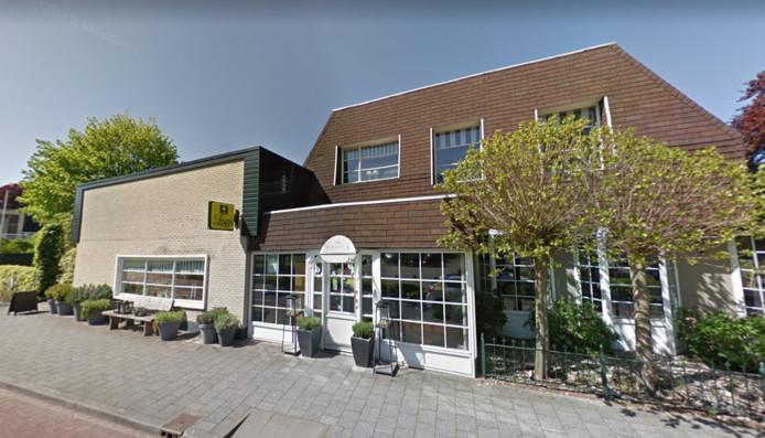 Hotel en Restaurant De Bokkepruik in Hardenberg.