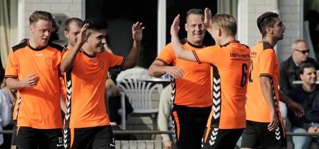 Overzicht | Ruwaard overklast DESO in Osse derby, Haarsteeg wint gemakkelijk van Nieuwkuijk