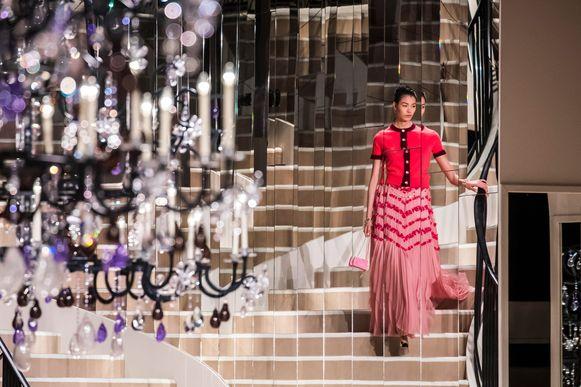 Chanel Metiers d'Art 2019/2020 show.