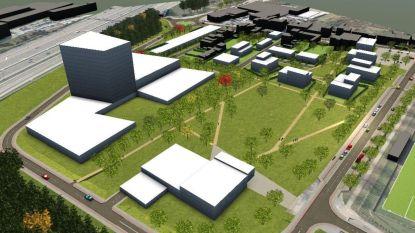 Nieuw plan voor Horinck-site  in Zellik: kantorentoren met sky-restaurant wordt blikvanger