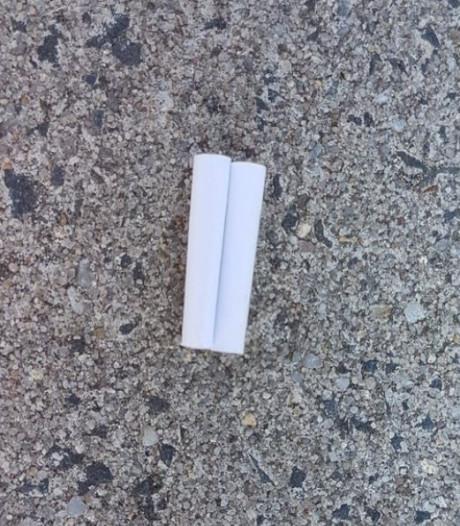 Inbrekers leggen briefjes onder voordeuren in Westland
