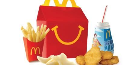 11-jarig Amerikaans meisje vindt xtc-pil in Happy Meal
