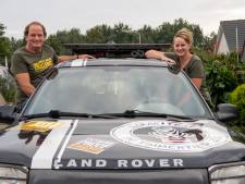 Vader en dochter uit Dedemsvaart doen mee Amsterdam-Dakar Challange