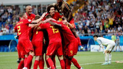 """Nu ook bewezen: Rode Duivels brachten """"meest vloeiende en spectaculairste voetbal"""" op het WK in Rusland"""