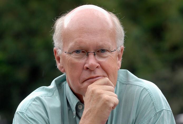 Kees Bakker in 2008.