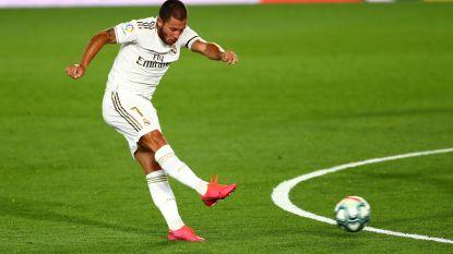 Eden Hazard gewoon in de kern voor match van morgen tegen Mallorca