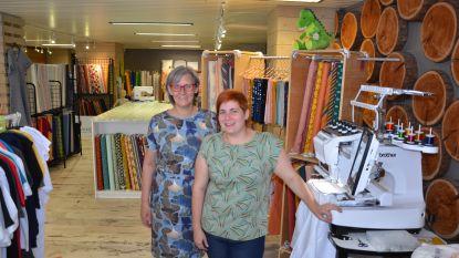 "Katrien Daels opent stoffenwinkel Atelier VanDaels op Kouter: ""Corona bracht droom in stroomversnelling"""
