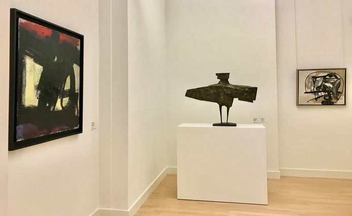 Museum de Fundatie heeft een bijzonder werk van Theo Wolvecamp bemachtigd.