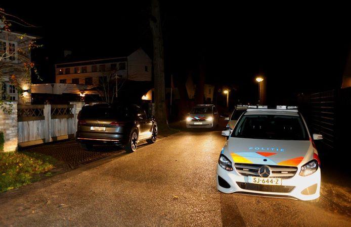Inbraakalarmen gaan af in villa in Vught.