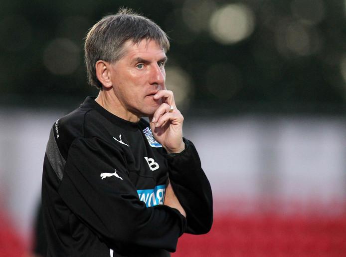 Voormalig Newcastle-jeugdtrainer Peter Beardsley.