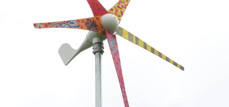 Een eigen windmolen is vooral een kwestie van idealisme
