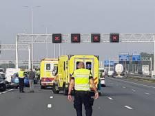Motorrijder (51) overleden na ongeluk op A15