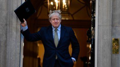 """Onze journaliste in Londen over overwinning van Johnson: """"Hij had duidelijke boodschap voor kiezer"""""""
